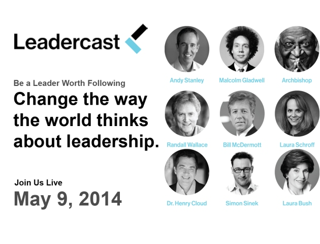 Leadercast Lead Dallas